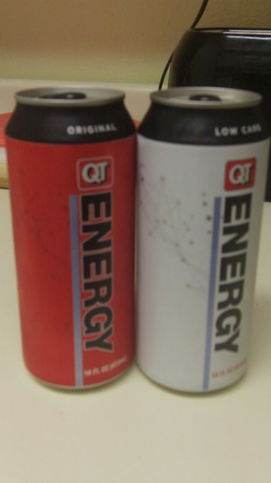 QuikTrip Energy Drinks! ~ THE INTERNET IS IN AMERICA