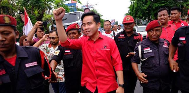 Tak Masuk Daftar Peserta Terbaik Bukti Gibran Diusung PDIP Karena Pengaruh Jokowi