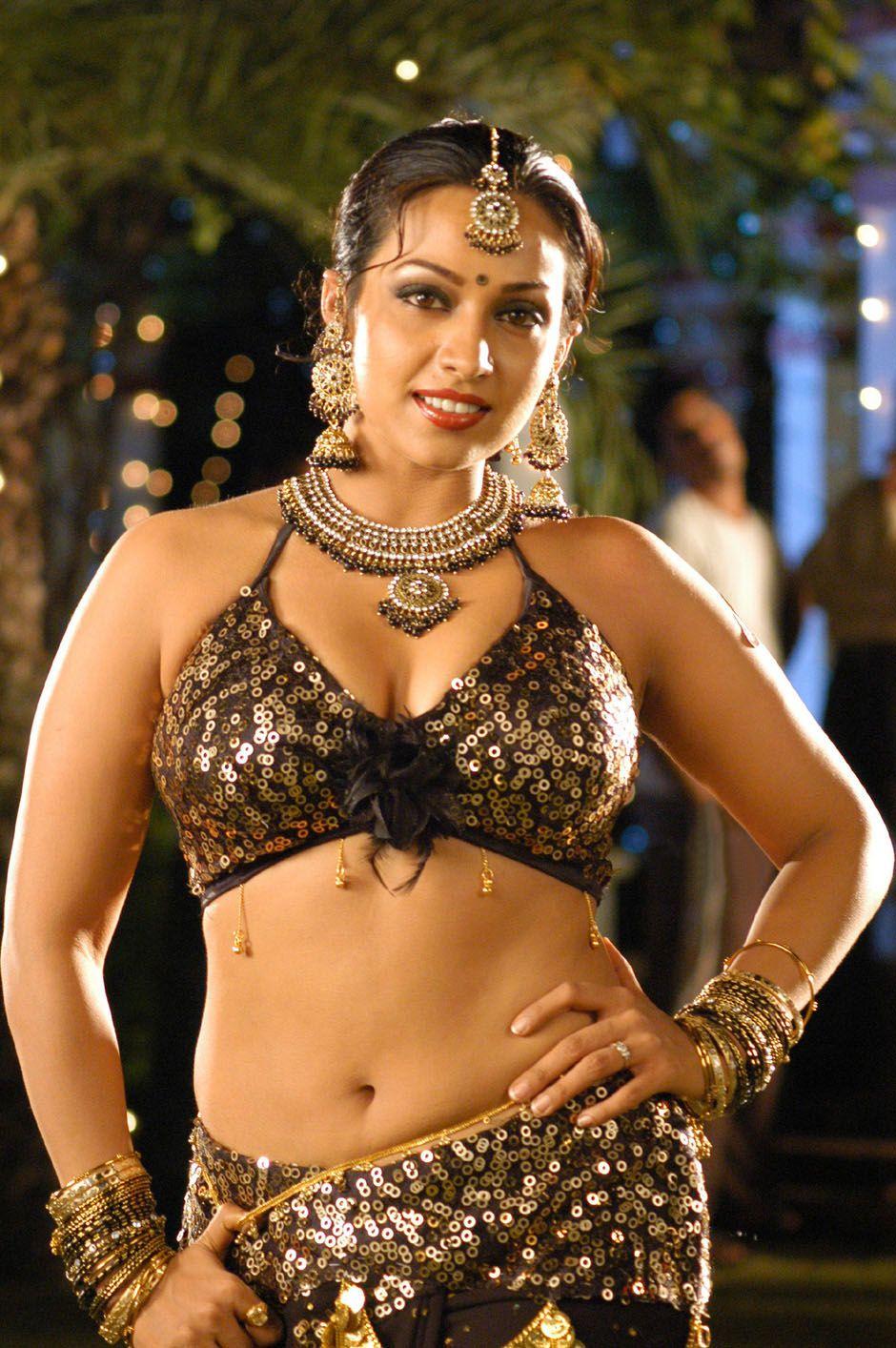 Beauty Galore Hd  Asha Saini In Kanagavel Kakka Movie Song-5113