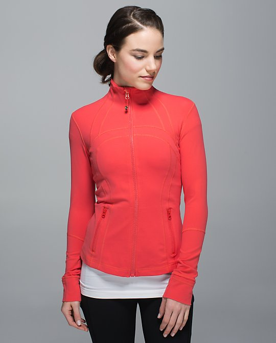 lululemon atomic red define
