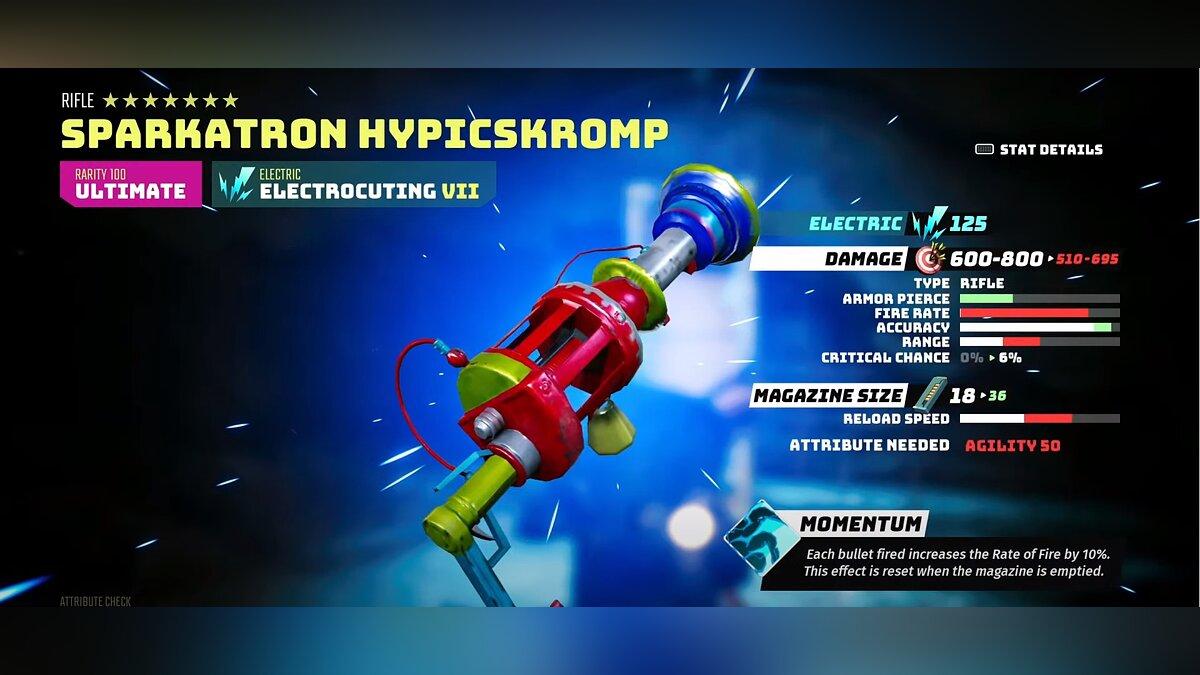 Sparkatron Hypicskromp