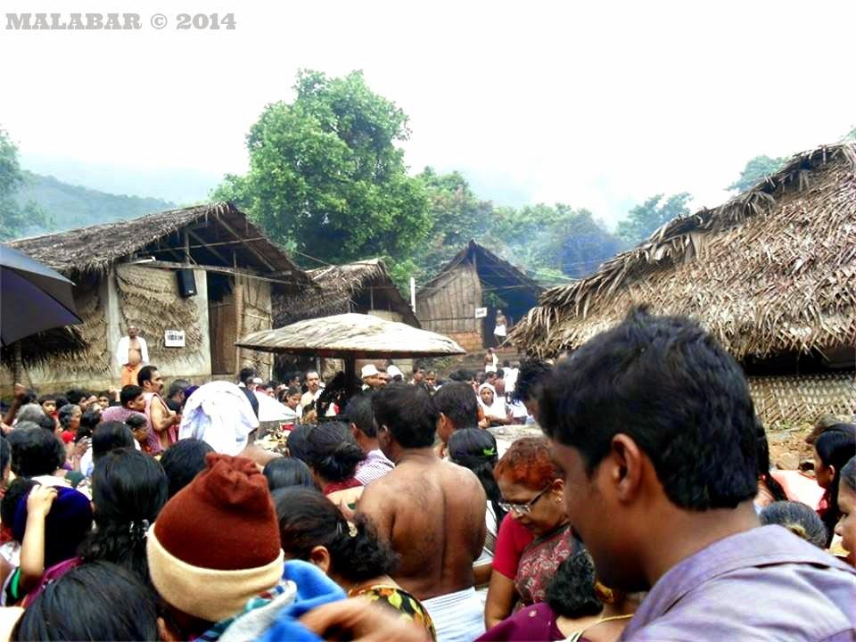 kottiyoor festival 2018