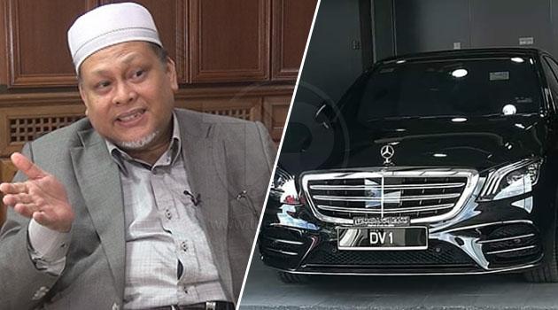 'Takkan nak pakai Viva belaka (semua) menteri?' - Timb MB kelantan pertahan kerajaan negeri beli 14 buah Mercedes Benz