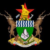 Logo Gambar Lambang Simbol Negara Zimbabwe PNG JPG ukuran 200 px