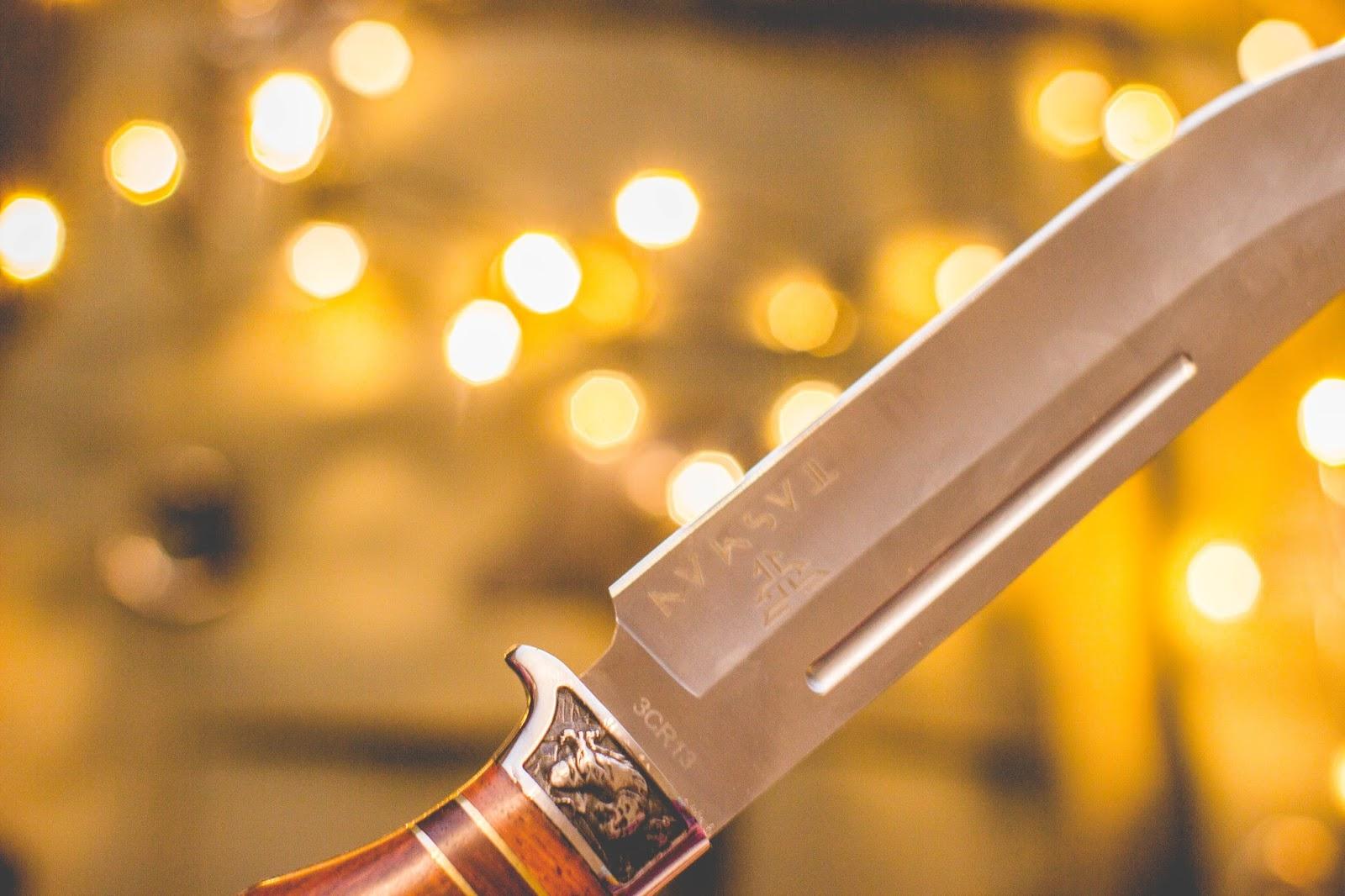 Randki wykonane noże