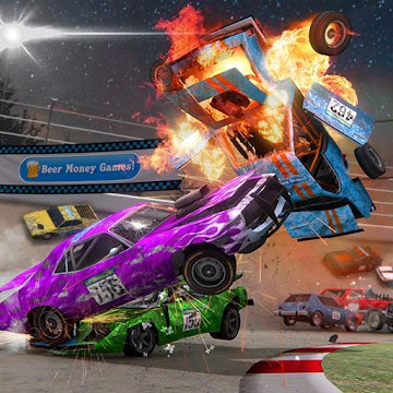 Demolition Derby 3 (MOD, Unlimited Money) APK Download