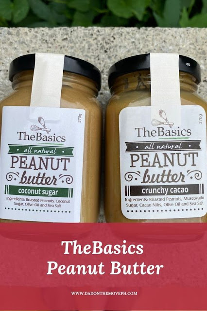 TheBasics Peanut Butter review