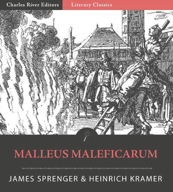 Malleus Maleficarum - Buku Manual Berburu Penyihir Abad Pertengahan
