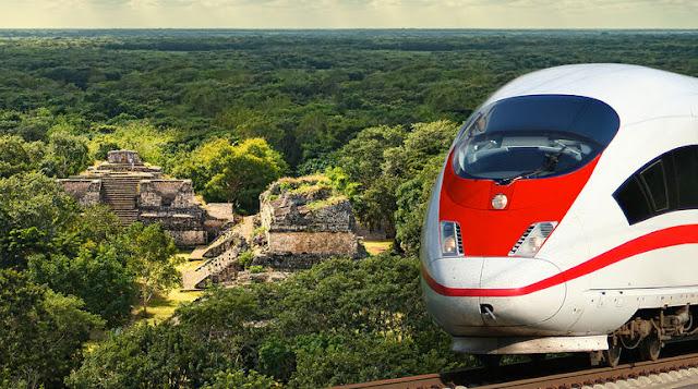 Reservan dinero tren maya
