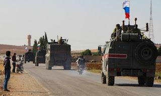 روسيا تخلي مواقعها في مطار التيفور وتنسحب منه خشية من القصف الاسرائيلي: