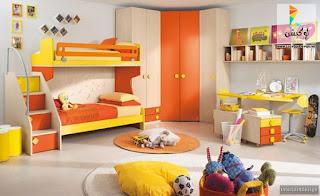 Modern Children's Rooms 25