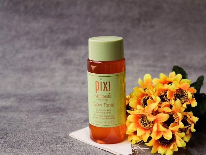 Review PIXI Glow Tonic