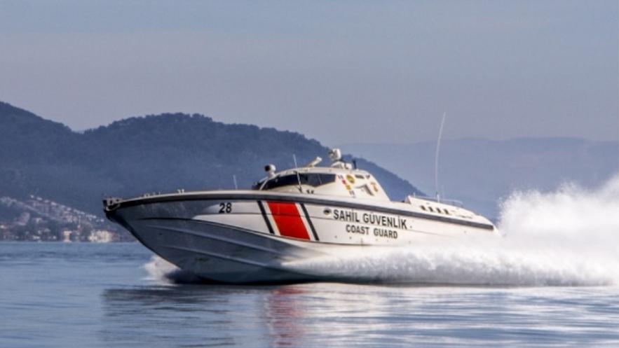 Λέσβος: Σκάφος της Τουρκικής Ακτοφυλακής παρενόχλησε περιπολικό του Λιμενικού