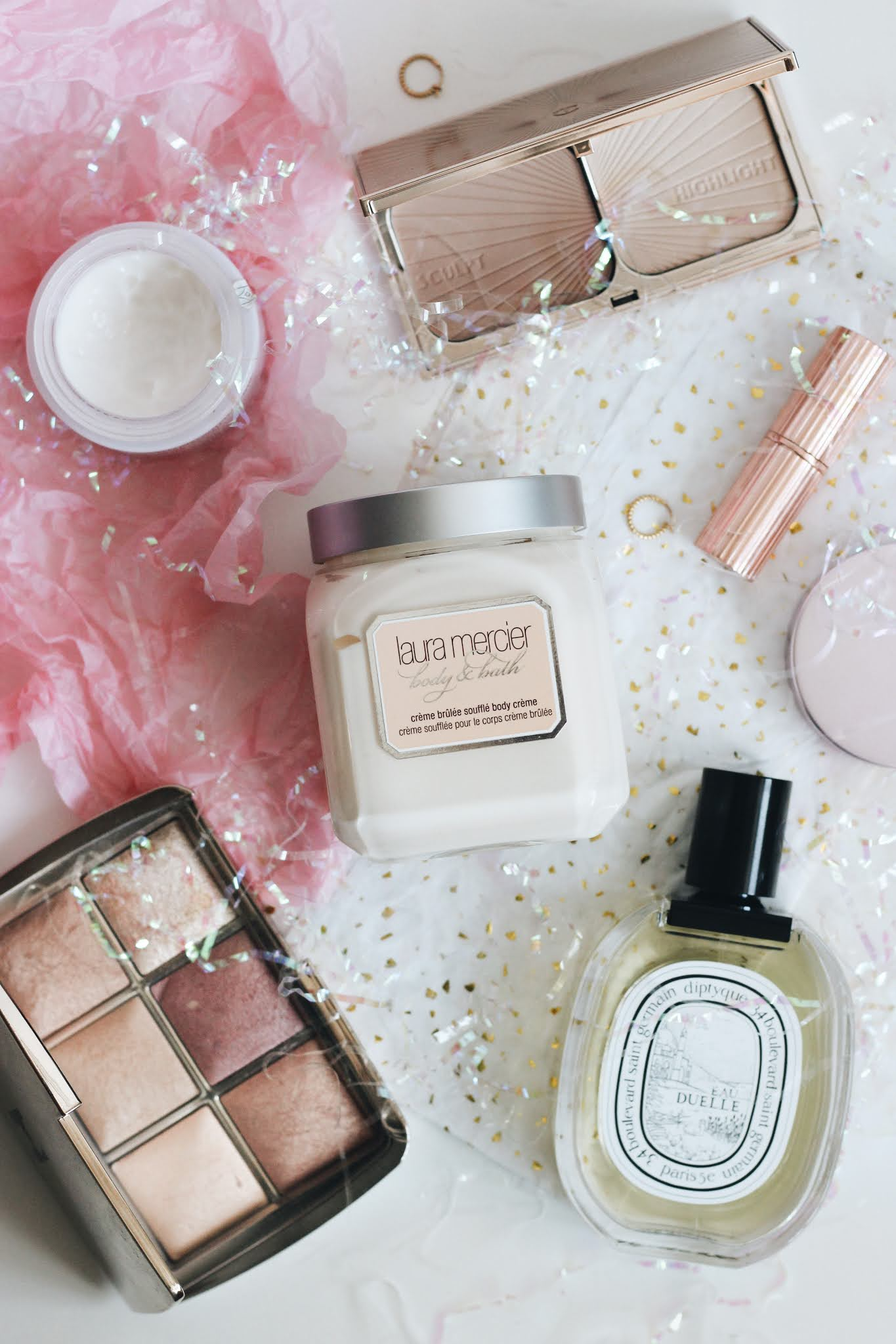 Luxury Beauty Product Favourites