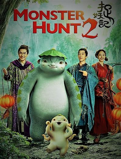 monster hunt 2 movie download hindi