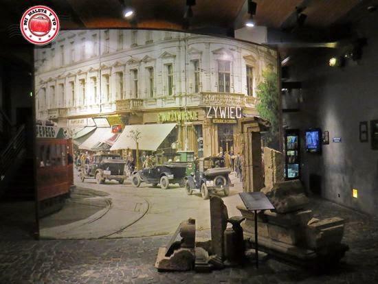 Museo de la Insurrección, Varsovia, Polonia