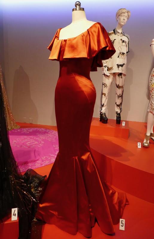 Rihanna Oceans 8 Nine Ball Met Gala gown