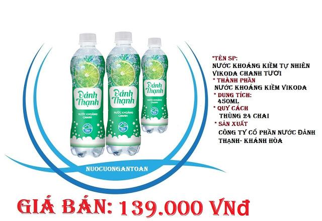 nuoc chanh tuoi danh thanh chai 500ml