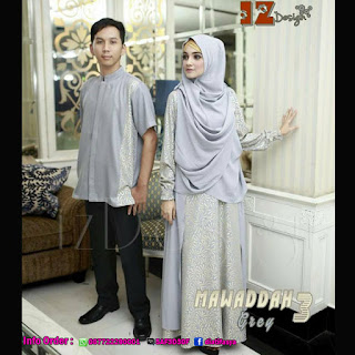 Model Baju Gamis Syar I Couple Keluarga Blog Zoom Bagus