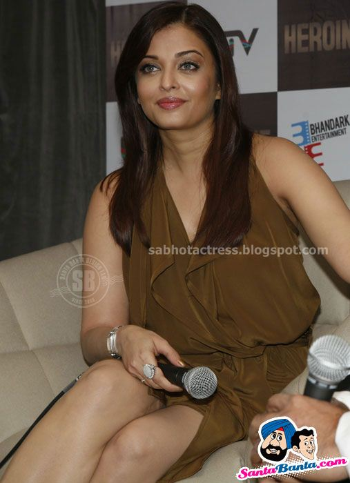 Aishwarya Rai Sexy Boobs