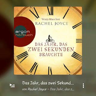 Rachel Joyce - Das Jahr, das zwei Sekunden brauchte (DAISY Edition)