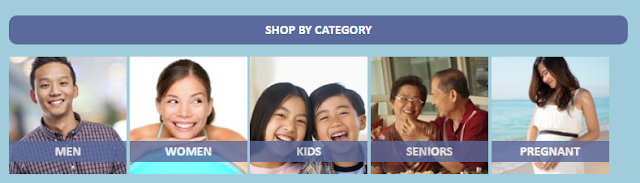 Hey Mom - Shop By Category