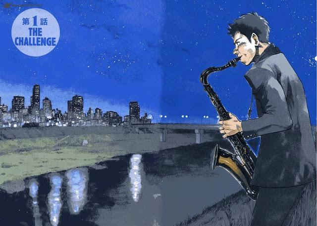 Blue Giant manga