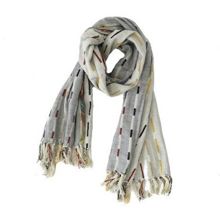 Ace & Jig Spray Scarf in Ivy
