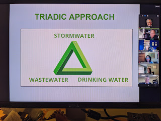 triadic approach to water