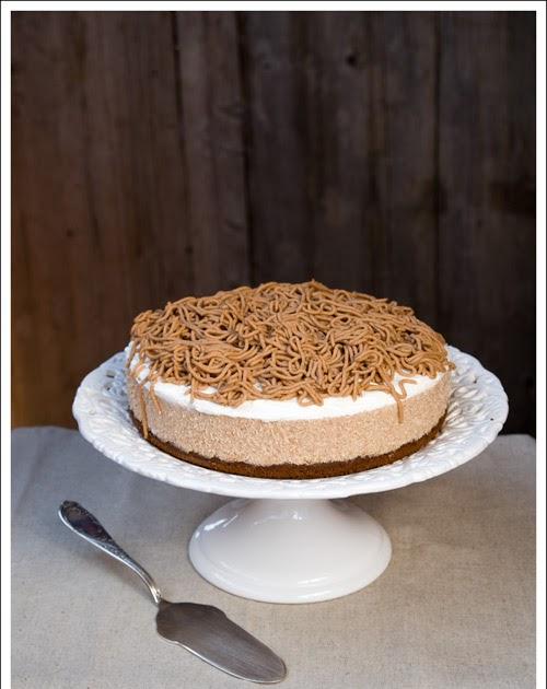 Austrian Chocolate Mousse Cake Recipe
