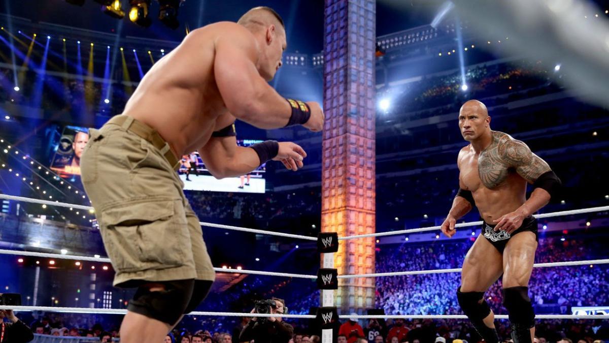 Triple H fala sobre os possíveis retornos de The Rock e John Cena a WWE