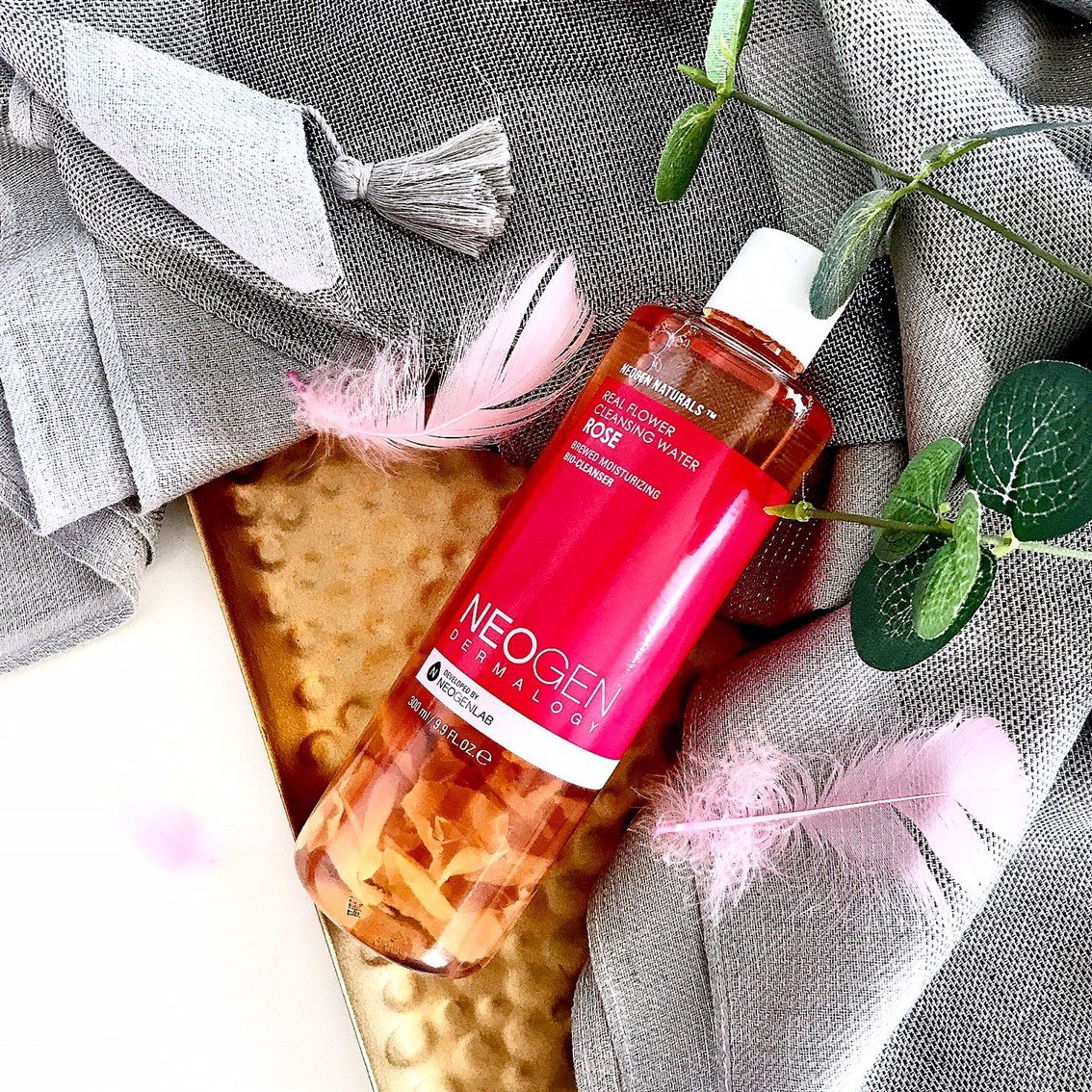 Neogen Real Flower Cleansing Water Rose