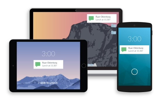 Pushbullet update brings End-To-End Encryption to Android, Chrome and Windows desktop apps