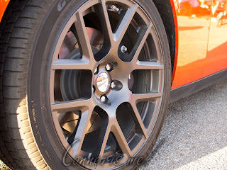 Dodge Challenger Lightweight Wheels