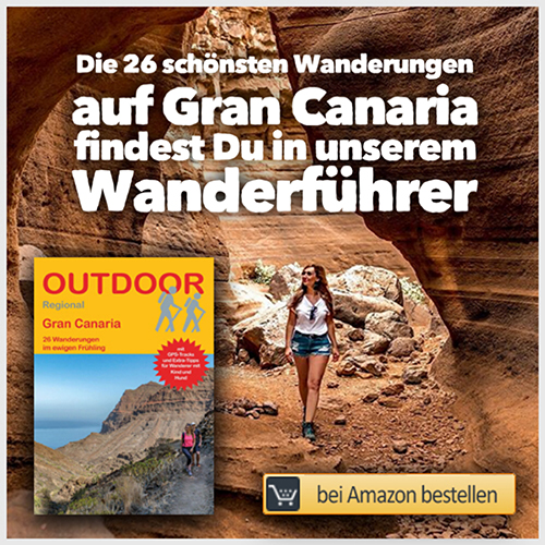 Bester Wanderführer Gran Canaria
