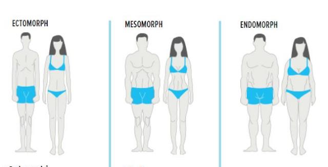 Cara mendefinisikan bentuk tubuh Anda untuk merencanakan latihan secara efektif