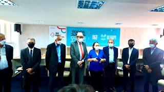 Deputados da Frente Parlamentar da Água se reúnem com a governadora do RN e propõe visita técnica e audiência em Brasília