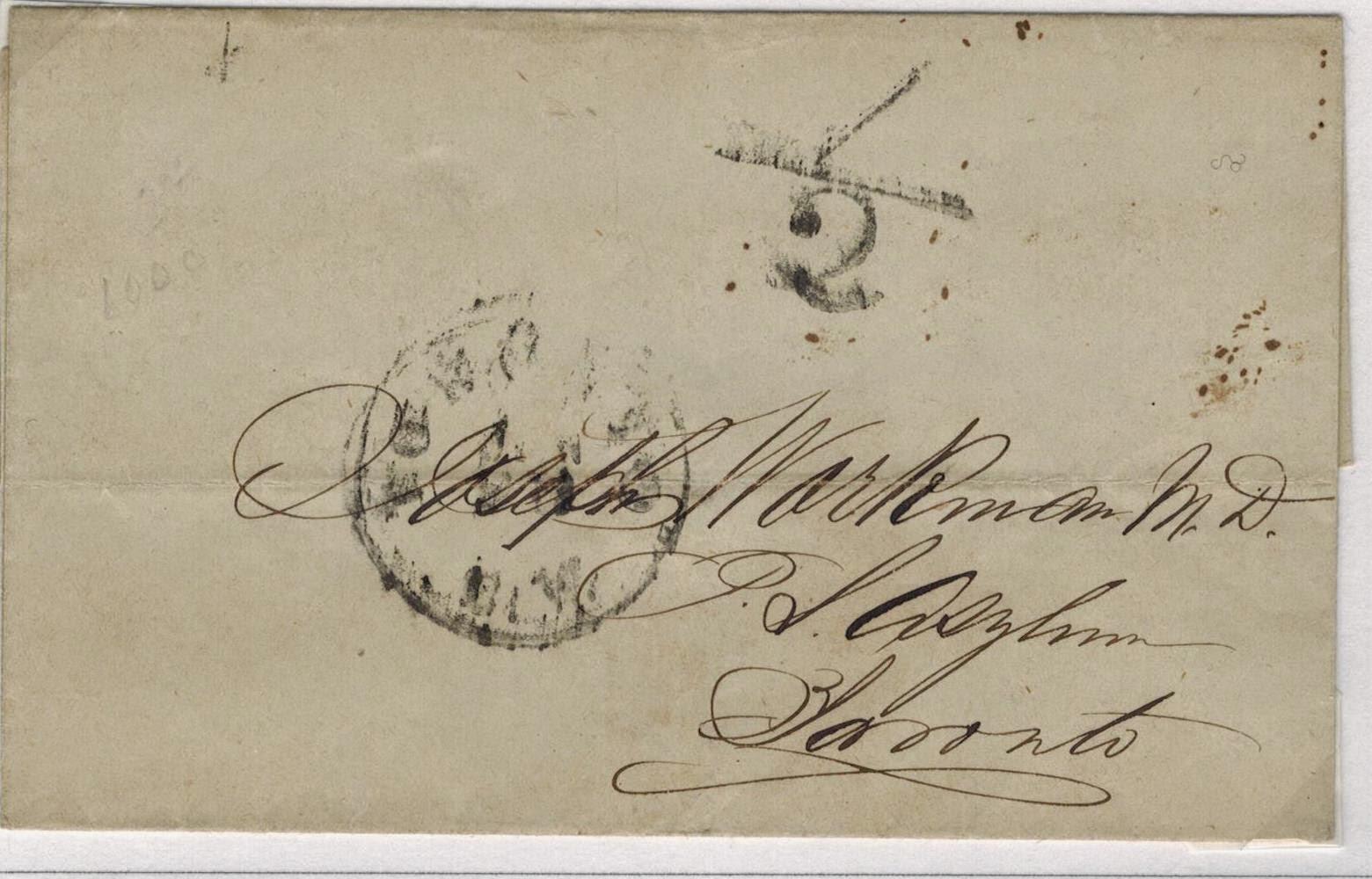 Postal History Corner: 2  Canada Domestic Local Letter Rates