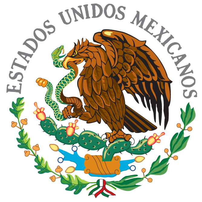 Bandera nacional de mexico descripcion
