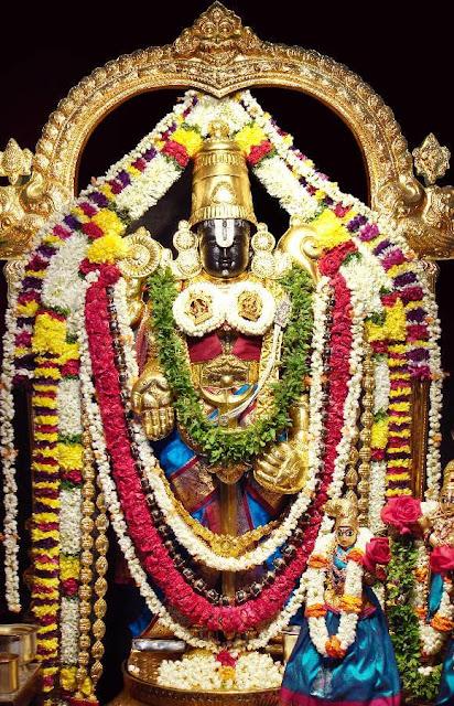 Tirupati Sri Venkateswara