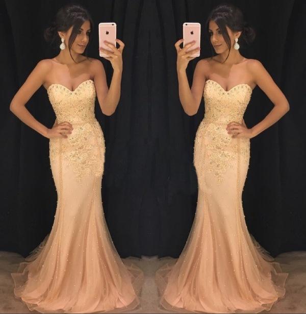 vestido de festa tomara que caia rosado