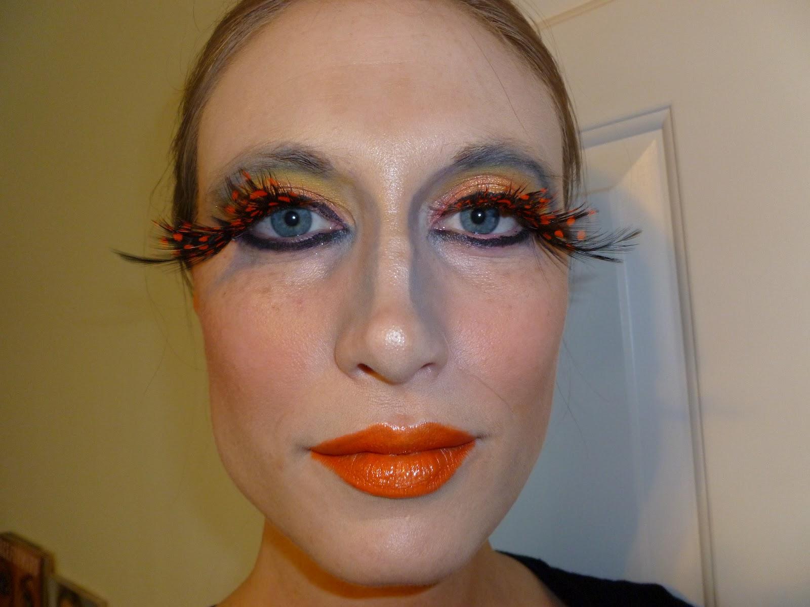 Makeup Matters: Avant Garde- High Fashion Makeup