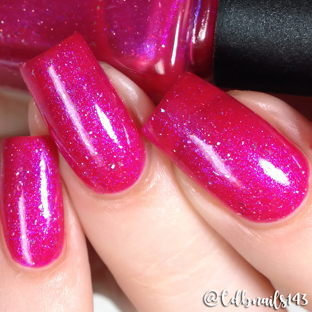 Lollipop Posse Lacquer-My Heart's in Overdrive