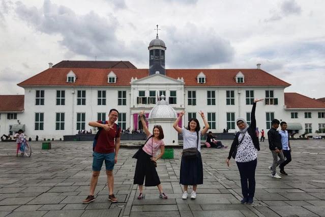 Tempat Wisata di Kota Tua Jakarta yang Bagus Untuk Berfoto