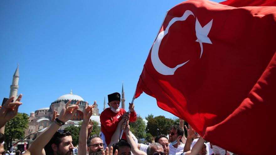 Ευτυχώς που υπάρχουν και οι... Τούρκοι