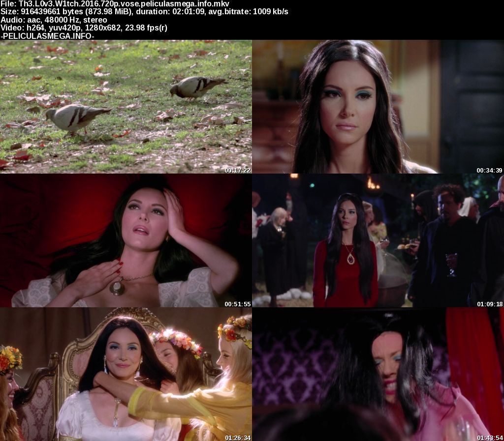 Descargar The Love Witch Subtitulado por MEGA.