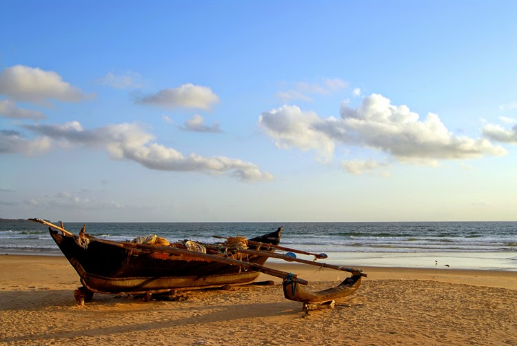 Mobor Beach, Goa