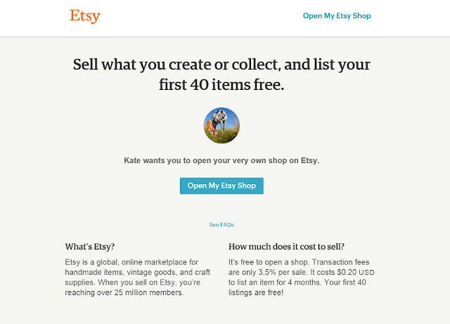 Gdzie sprzedawać Rękodzieło – Rejestracja na Etsy. Przewodnik Krok po Kroku