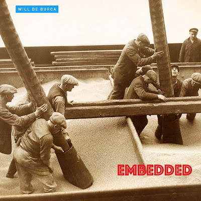 Will De Burca Embedded Album Cover