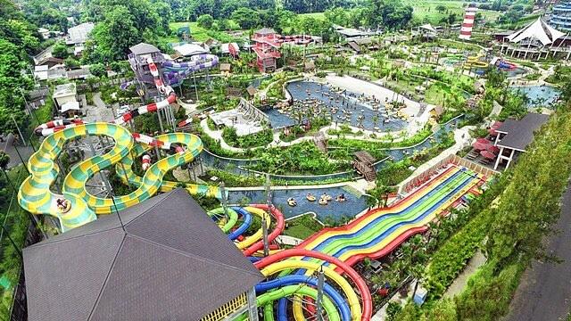 Lokasi Dan Rute Jogja Bay Waterpark
